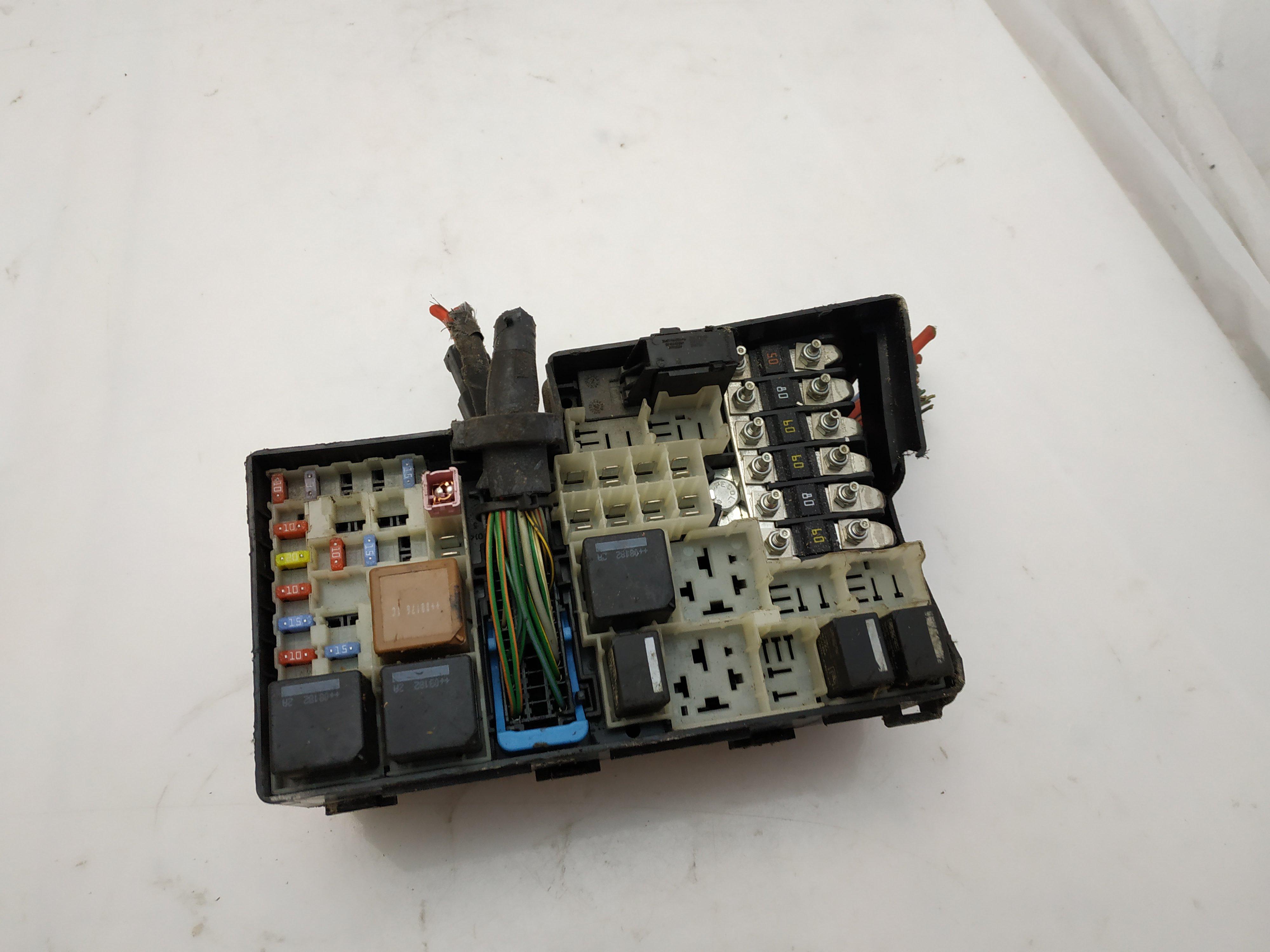VOLVO V50 MW Fuse Box 8688040 518818000 2005 | eBayeBay