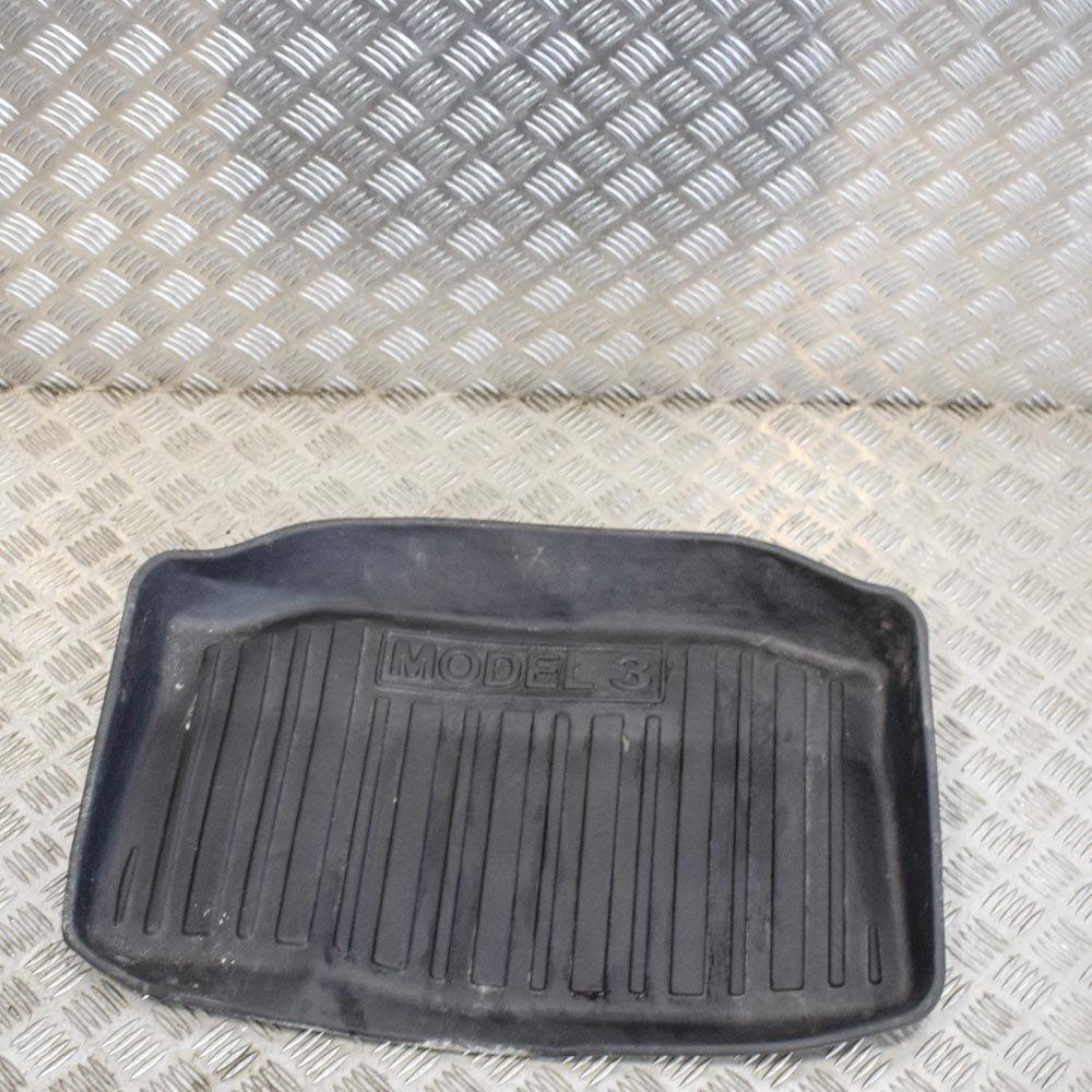 TESLA MODEL 3 Rear Trunk Boot Rubber Floor Mat 2019 | eBay